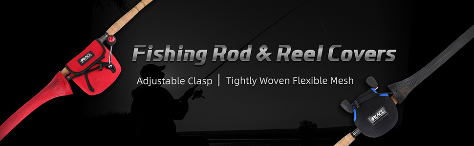 rod and reel covers