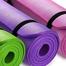 Non Slip Exercise Mat, Extra Thick Yoga Mat