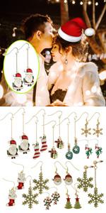 snow Candy earrings for women