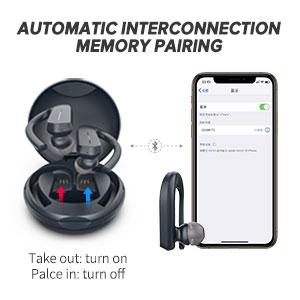 Бързо сдвояване Bluetooth слушалки