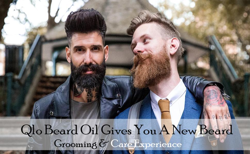 beard growth oil for men
