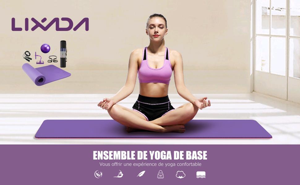 Vert QLJ Yoga Bande /Ã/‰Lastique Respectueux de lenvironnement Latex Inodore Corde De Tirage Bande D/étirement Pi/èce De Tension Bande De R/ésistance Fitness