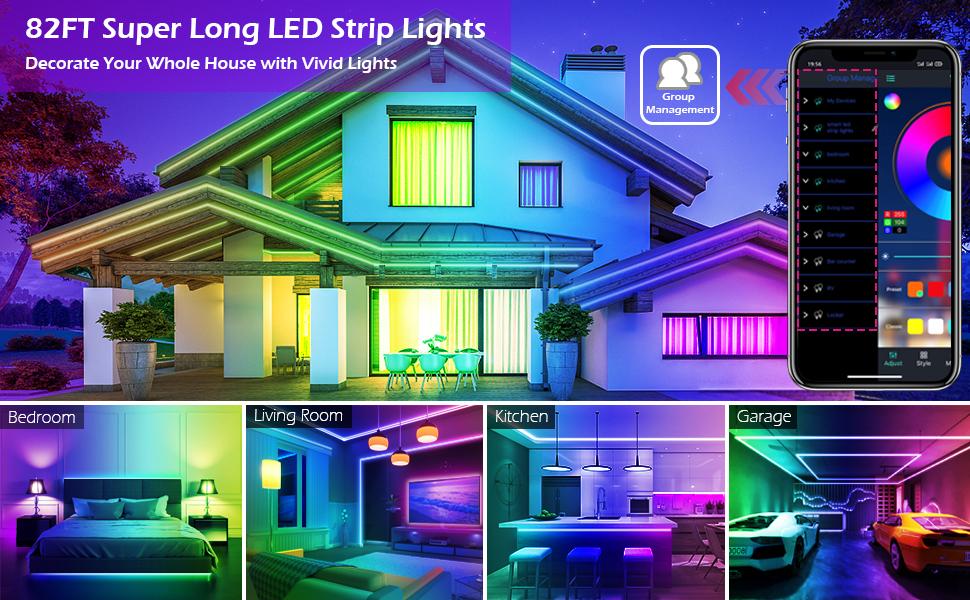 lights strip