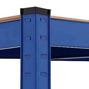 étagère charge lourde etagere de rangement etagere Hauteur configurable configuration individuelle