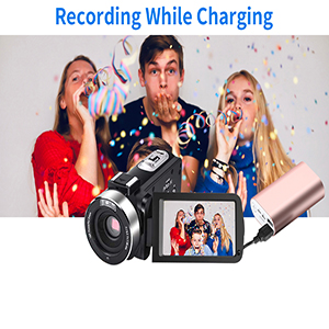 Recording While Charging