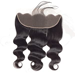 body wave lace frontal human hair brazilian virgin