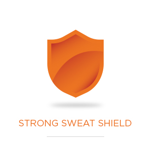 strong sweat shield