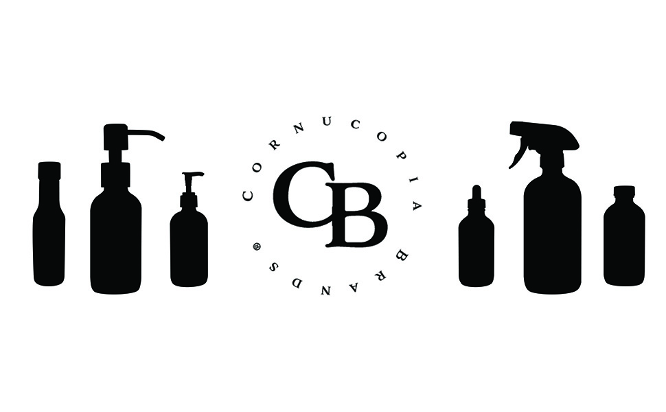 cornucopia brands containers plastic glass jars bottles pumps sprayers lids caps