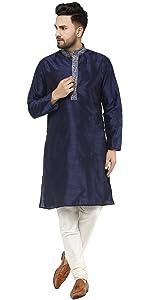 embroidered kurta pajama