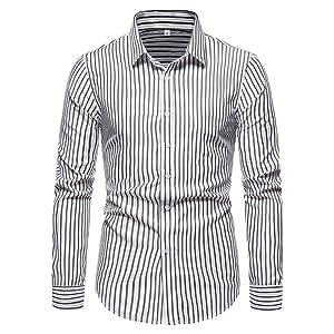 mens dress shirts regular fit long sleeve Classic