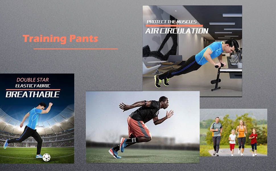 sports trousers for men