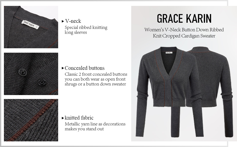 button down cardigan for women