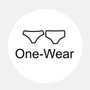 One wear Culottes Jetables.Jetable maternité slip post accouchement pour valise sous-vêtement voyage