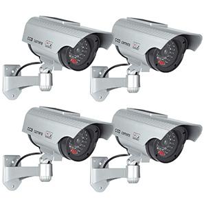 solar powered cameras