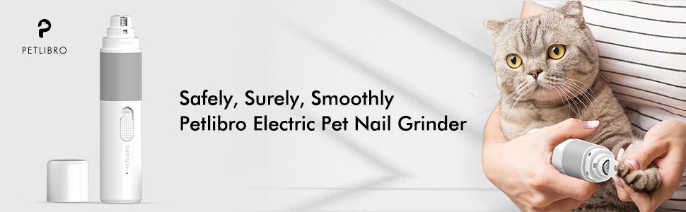 Electric Nail Grinder - Petlibro