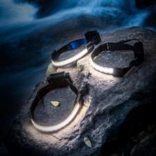 lightbar headlamp hiking running climbing