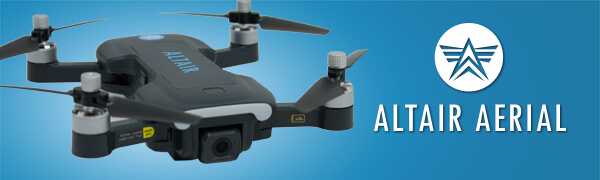altair dagger, 4k drones, drones for adults, drones for teens, foldable drone