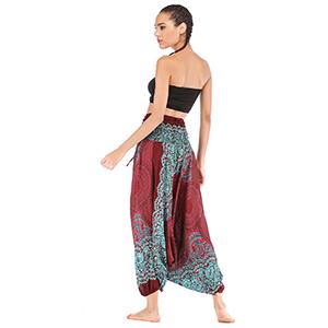 womens bohemian pants