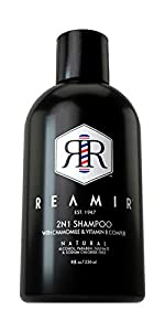Reamir Men's 2N1 Shampoo and Conditioner