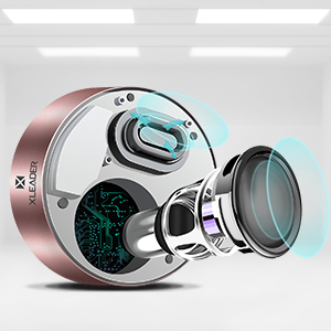 5w Louder crystal sound and deep bass