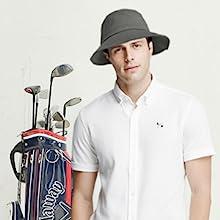bucket hat for men waterproof rainproof fisherman hat