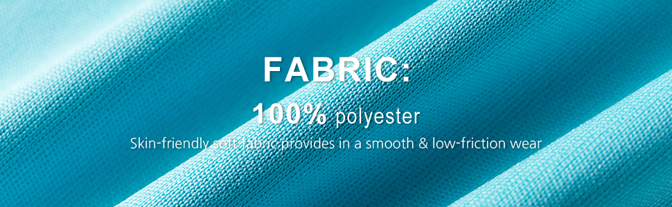 Skin-friendly soft fabric provides in a smooth amp; low-friction wear