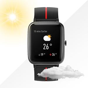 4. Weather Forecast