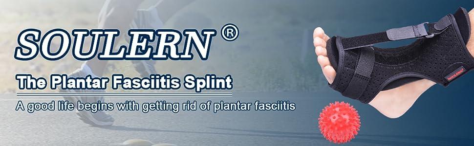 the plantar fasciitis night splint