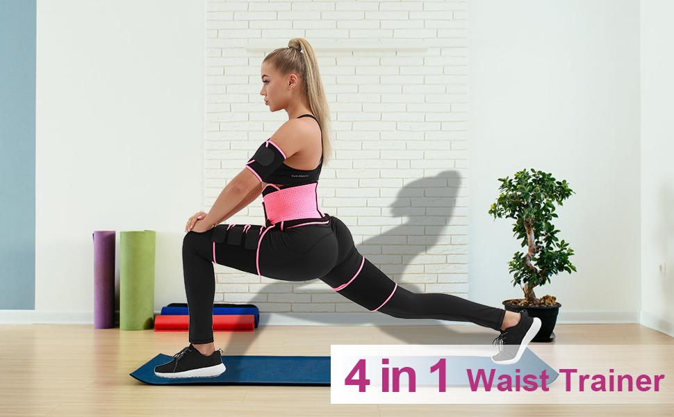 4 in 1 Waist Trainer