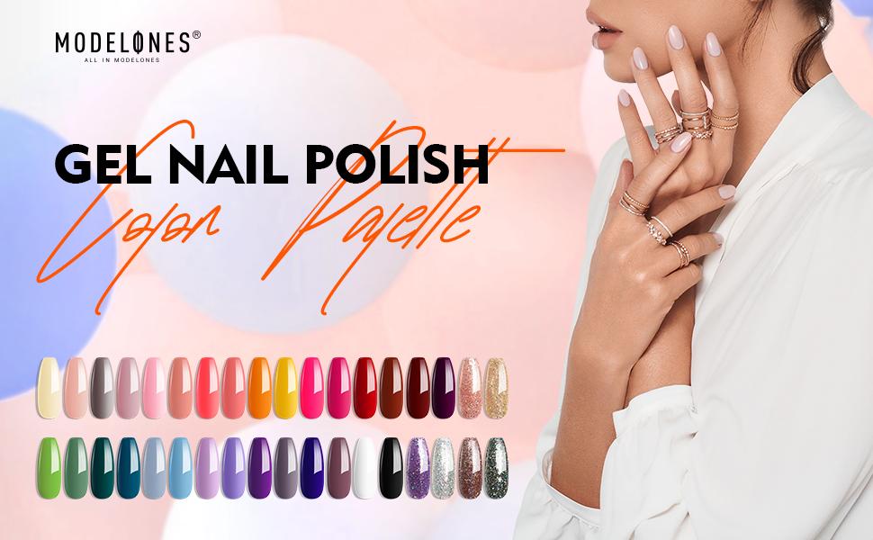 gel nail polish colors 36