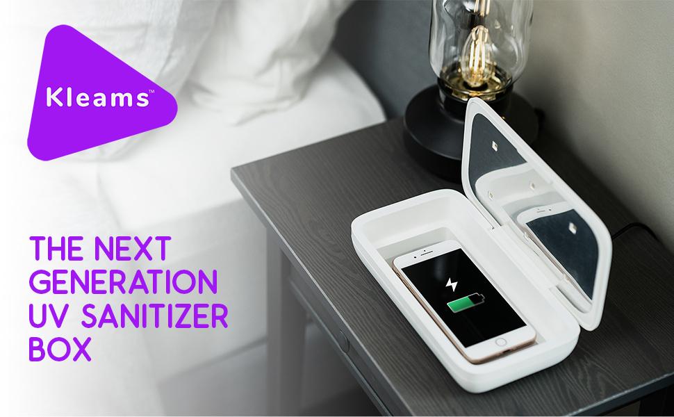 the next generation UV Sanitizer Box