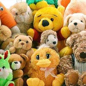 stuffed animal eyes