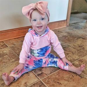 newborn girl outfit fall