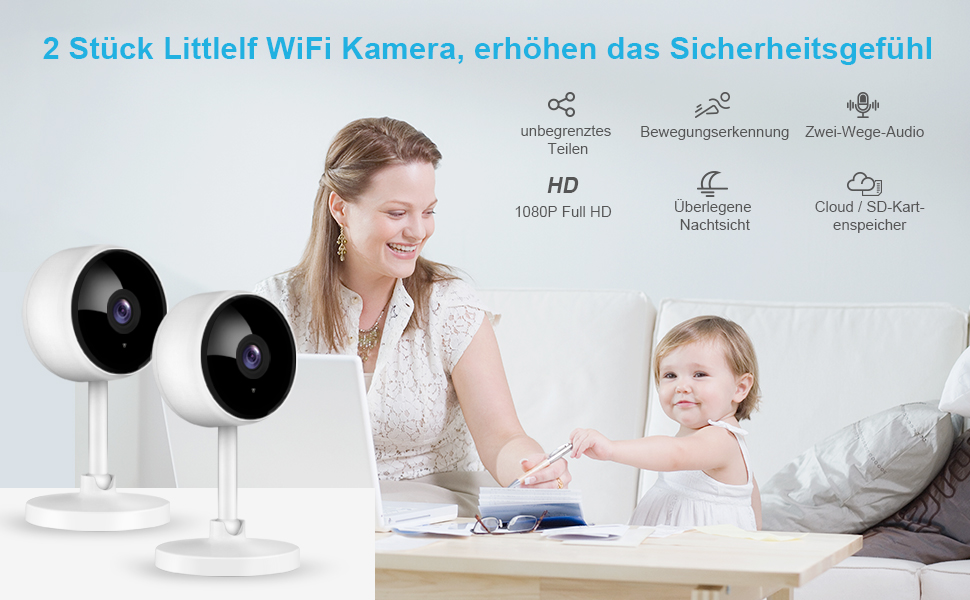 Littlelf Wifi Kamera