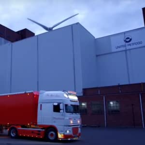 ブラバンソンヌ ペットフード フードメーカー ベルギー 工場