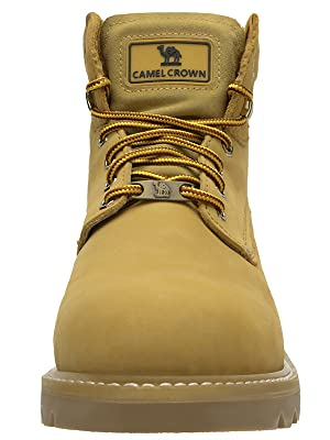 CAMEL CROWN WORK BOOT