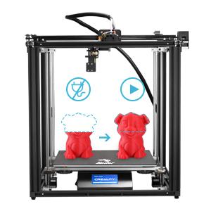creality 3d printer ender 5 plus