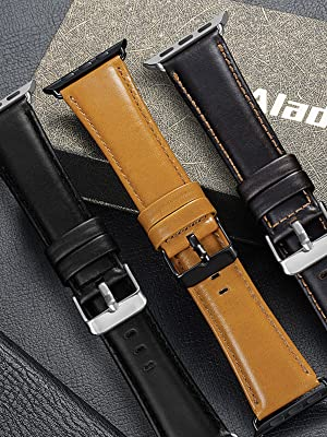 apple watch band with case and instruction