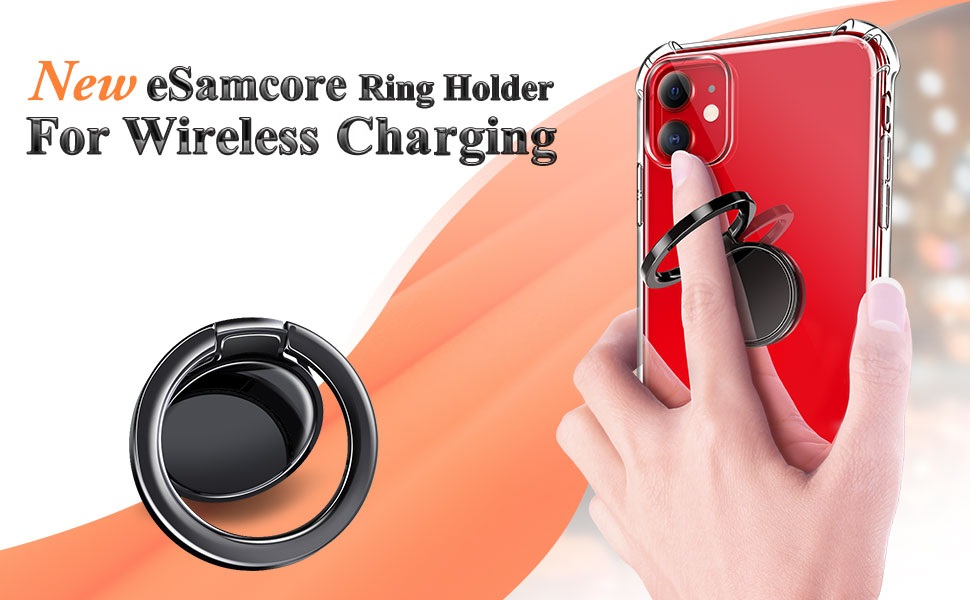 wireless charging holder