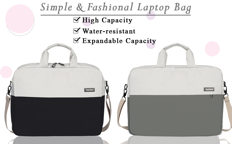 Laptop Bag Anti Theft and Waterproof Laptop Bag Big Size Laptop Bag Black Color Laptop Bag Black