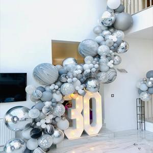 balloon strip