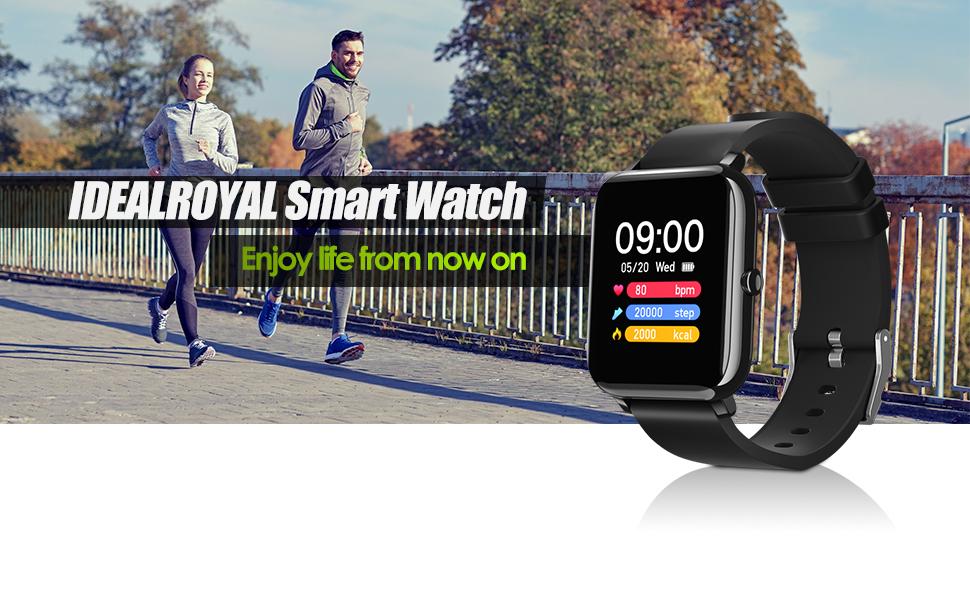 IDEALROYAL P22 Smart Watch