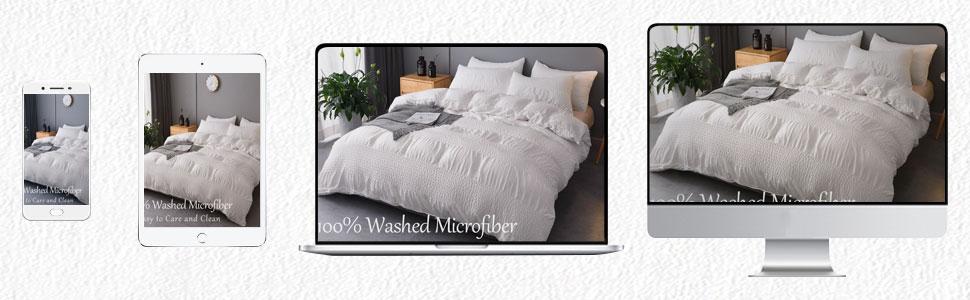 white duvet cover white bedding