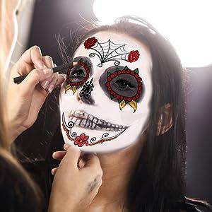 Face Tattoos Kit