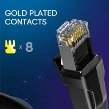 cat 8 ethernet cable network cord
