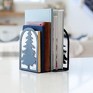 Metal book holder