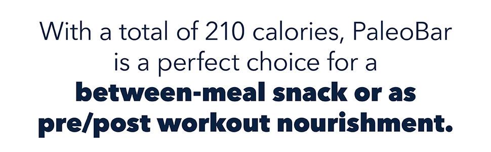Workout nourishment