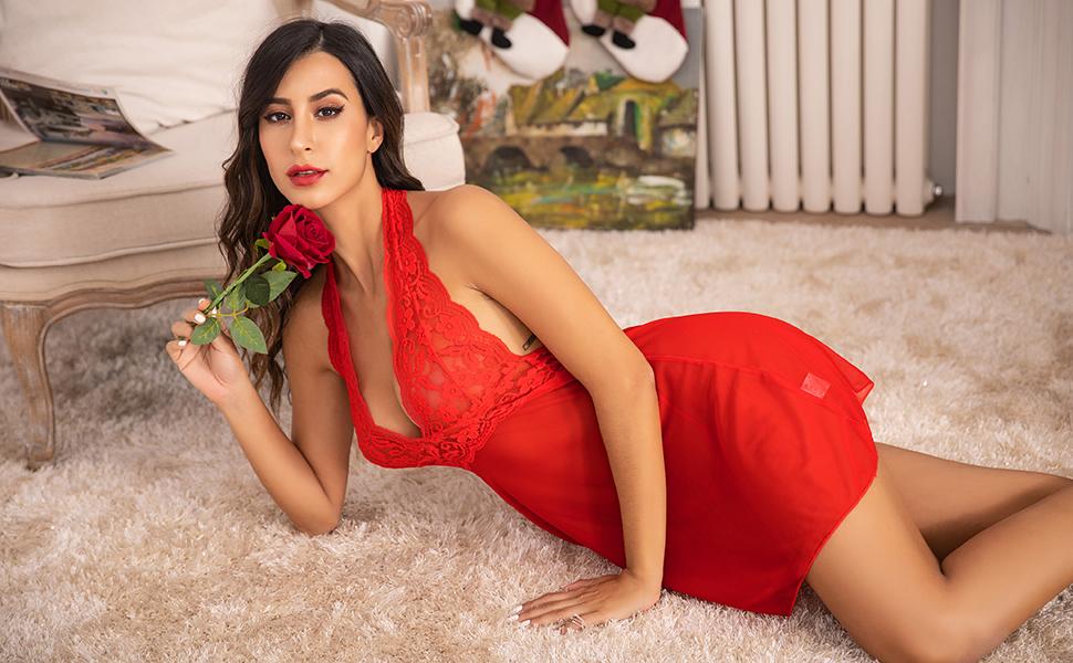 Santa lingerie