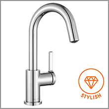 small kitchen faucet