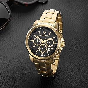 Indossato orologio Maserati